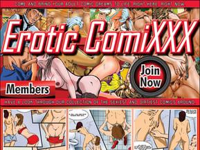 Toons erotic porn