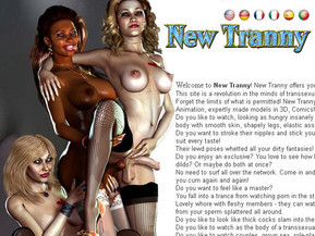 New Tranny - 3D Sex Art