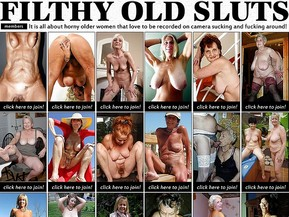 old-slut-bitches