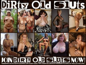 horny old grannies