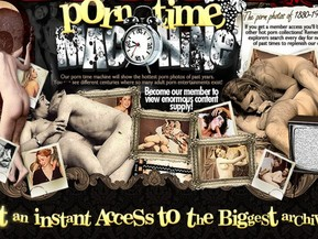 Impudence! different vintage porn time a was can