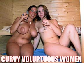 Curvy voluptuous girl nude — photo 4