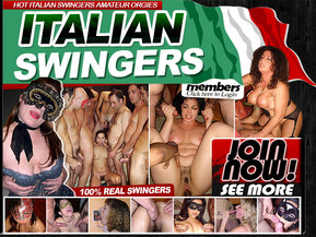 Likely. Most italian swinger amateur probably, were
