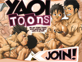 Yaoi toons fisting